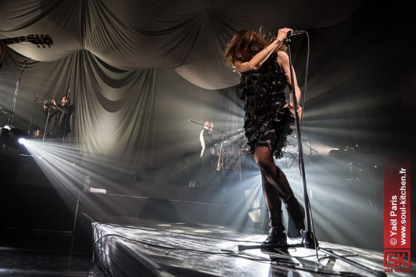 Photos concert : Olivia Ruiz + Miliana @ L'Autre Canal, Nancy | 12 avril 2013