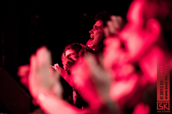 Photos concert : Fargo Rock City Festival @ le Trianon, Paris   27.05.2013