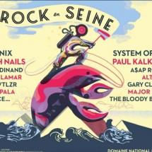 Programmation Rock En Seine 2013