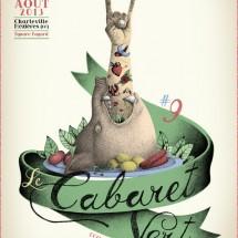 Cabaret Vert 2013, le programme