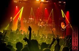 Photos concert : Crystal Fighters @ la Machine du Moulin Rouge, Paris | 21 mai 2013