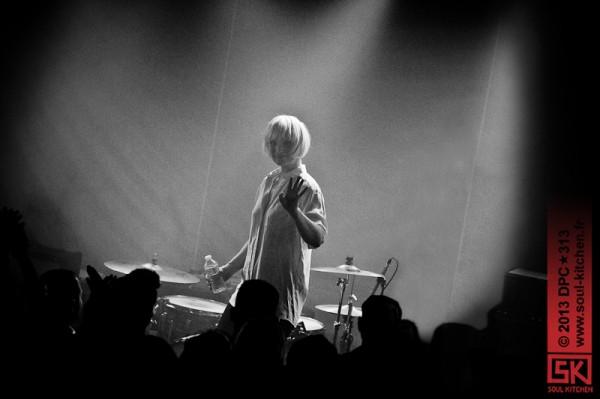 Photos concert : The Raveonettes @ la Maroquinerie, Paris   12 mai 2013