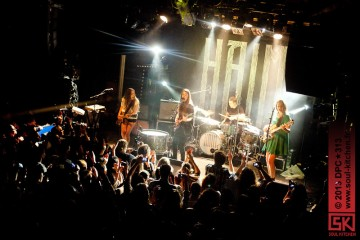 Photos concert : Haim @ le Nouveau Casino, Paris | 02.06.2013