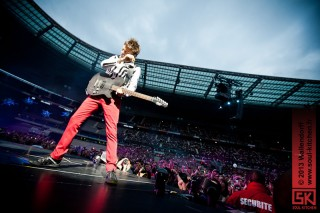 Photos concert : Muse @ Stade de France, Saint-Denis | 21.06.2013