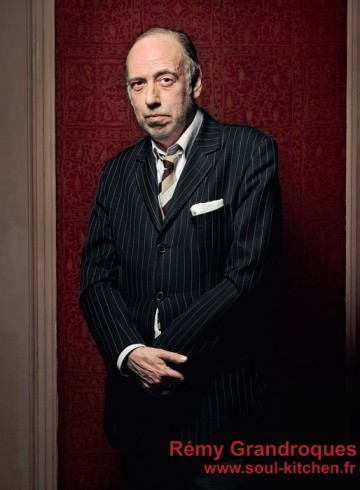 Portrait : Mick Jones