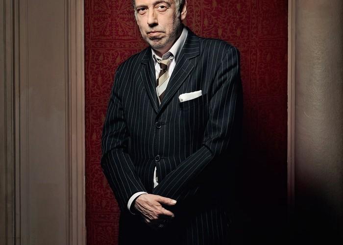 Portrait : Mick Jones