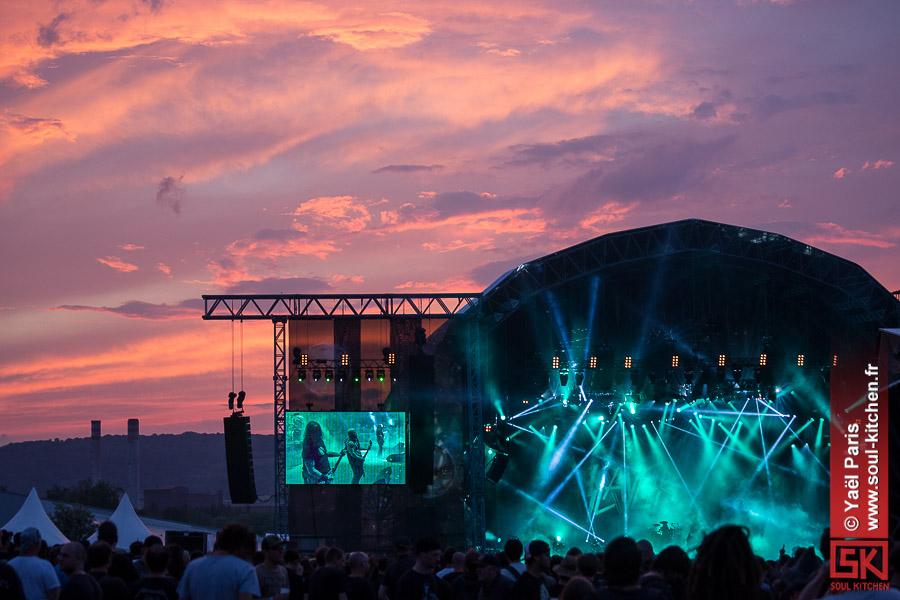 Photos concert : Sonisphere 2013 @ Amnéville | 08 juin 2013