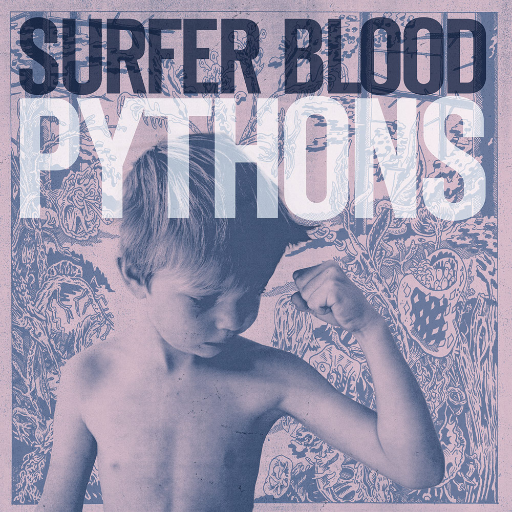 Surfer Blood - Pythons