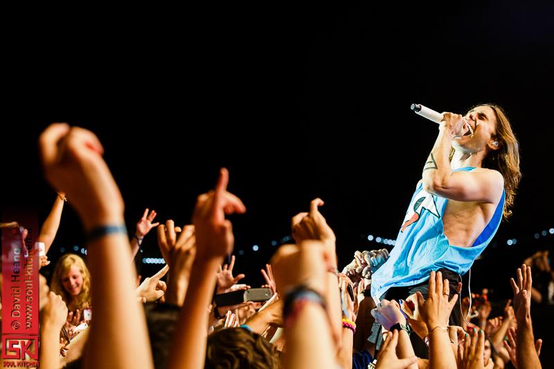 Photos concert : 30 Seconds To Mars @ Musilac 2013, Aix-les-Bains | 12 juillet 2013