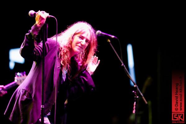 Photos concert : Patti Smith @ Nuits de Fourvière 2013, Lyon | 23 juillet 2013