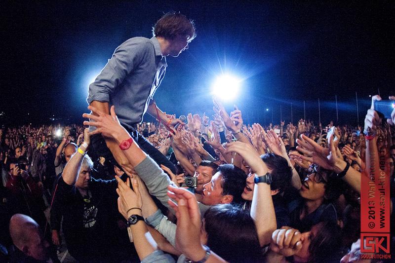Photos concert : Rock en Seine, Domaine National de Saint-Cloud | 24.08.2013