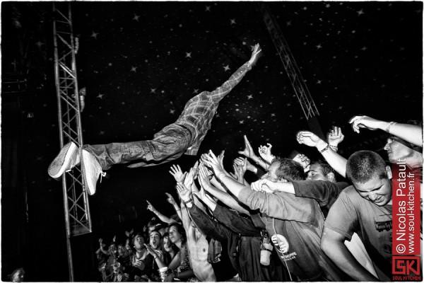Dirtyphonics @ Couvre Feu 2012   25 août 2012