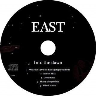 East - Into the dawn