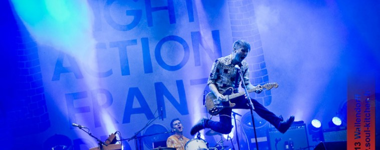 Photos concert : Franz Ferdinand - Rock en Seine | 23.08.2013