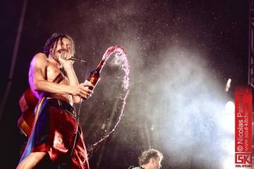 Photos concert : Gogol Bordello @ Les Feux de l'Eté, Saint-Prouant | 6 juillet 2013