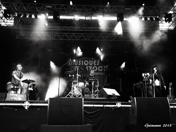 Peau - Musiques en Stock 2013