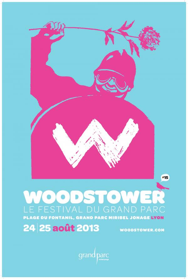 Woodstower 2013