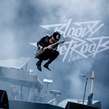 photos concert : The Bloody Beetroots Live @ Rock en Seine, 25/08/2013
