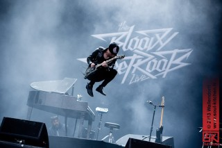 photos concert : The Bloody Beetroots Live @ Rock en Seine, 25/08/2013