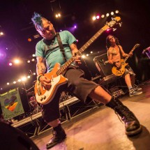 NOFX, UncommonMenFromMars & Straightaway @ L'Autre Canal, 18.08.2013