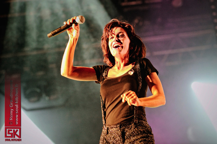 Photos concert : Jenifer @ Festival KuDéTa, Maurepas | 07 septembre 2013