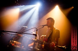 Photos concert : BRNS @ la Maroquinerie, Paris | 28.10.2013
