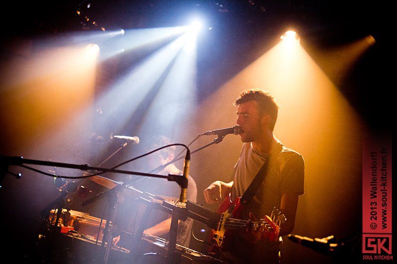 Photos concert : BRNS @ la Maroquinerie, Paris | 28.10.2013