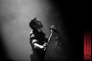 Photos concert : Archive @ la Cigale (Mama festival) | 18.10.2013