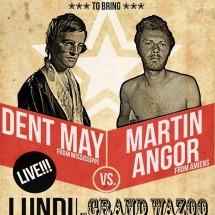 Dent May & Martin Angor