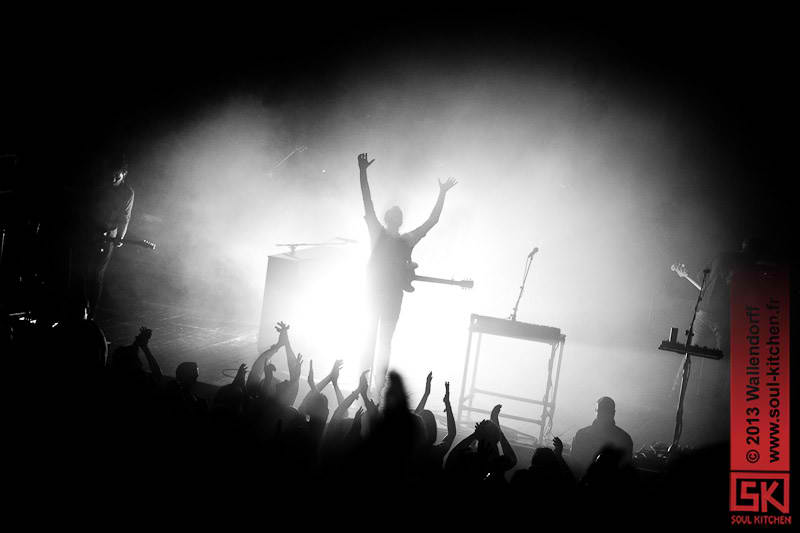 Photos concert : Editors @ le Trianon, Paris | 21.10.2013