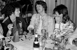 Lou Reed, Mick Jagger et David Bowie