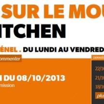 Le Mouv m'a tuer : retour sur Soul Kitchen à Radio France