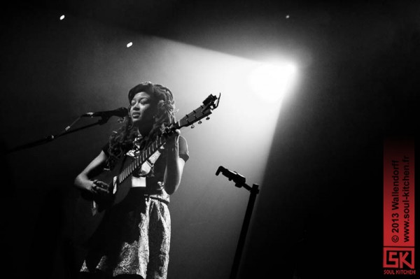 Photos de concert : Valerie June @ Festival des Inrocks, la Cigale, Paris | 09.11.2013