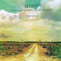 Detroit - Horizons pochette CD