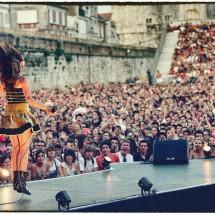 Photos concert : Olivia Ruiz @ Les Francofolies   13.07.2013