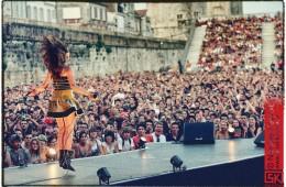 Photos concert : Olivia Ruiz @ Les Francofolies | 13.07.2013