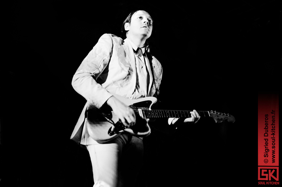 photos de concert : Arcade Fire (The Reflektors) @ Pavillon Baltard, Nogent sur Marne | 22.11.2013