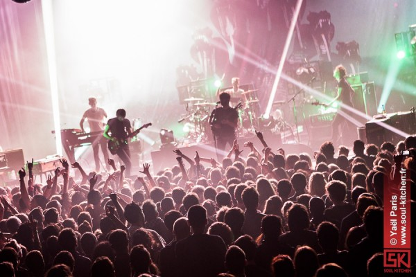 Photos concert : Foals + Everything Everything @ L'Autre Canal, Nancy | 07.11.2013