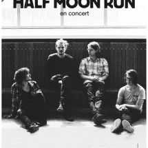 2X2 places pour Half Moon Run et Elyas Khan