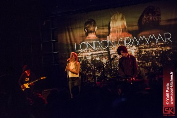 Photos concert : London Grammar + Isaac Delusion @ L'Autre Canal, Nancy | 12.11.2013