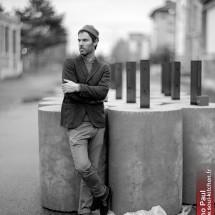 Portrait : Piers Faccini