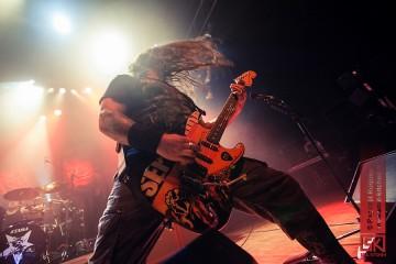 Photos concert : Sepultura @ Le Bikini, Toulouse | 25 Fevrier 2014