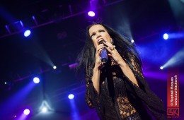 Photos de concert : Tarja @ Le Bikini, Toulouse   03 février 2014