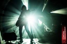 Photos concert : Black Rebel Motorcycle Club + Kid Karate + Dead Combo @ L'Autre Canal, Nancy | 16 février 2014