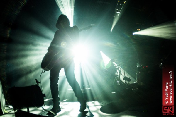 Photos concert : Black Rebel Motorcycle Club + Kid Karate + Dead Combo @ L'Autre Canal, Nancy | 16 février 2014
