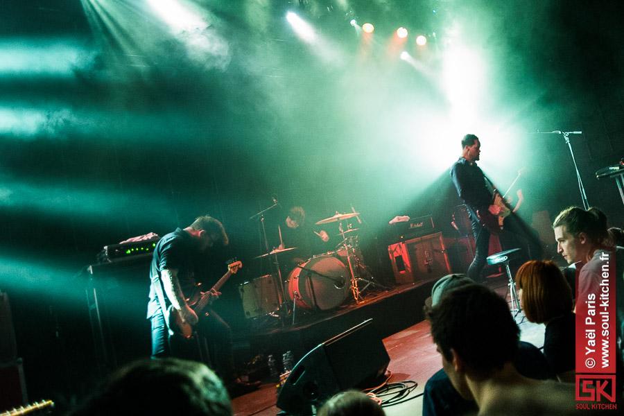 photos de concert : Caspian @ L'Autre Canal, Nancy |11.02.2014