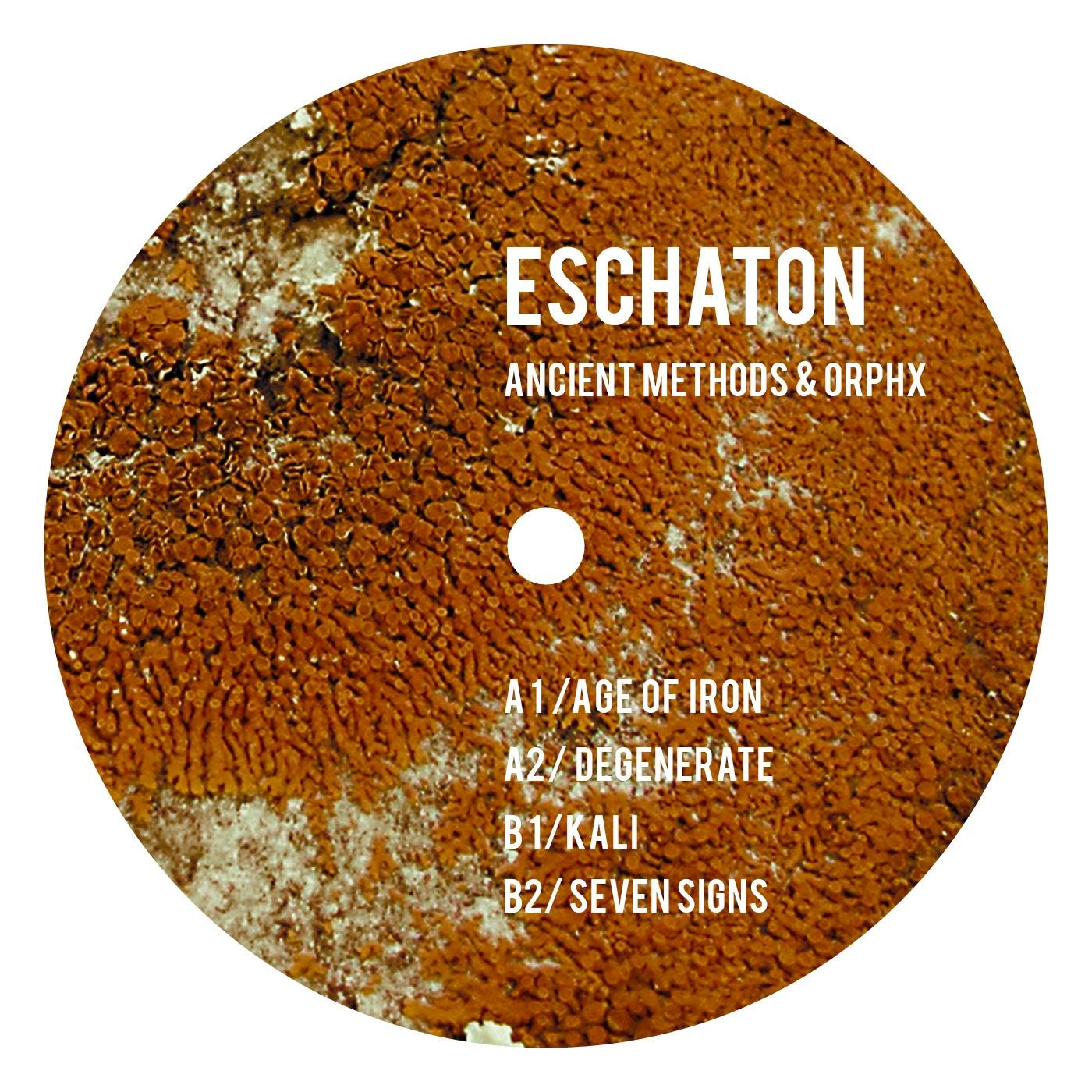 Eschaton - Eschaton E.P.