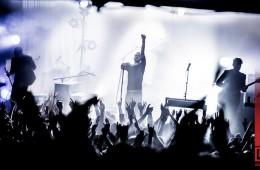 Photos concert : Editors @ la Cigale, Paris | 17.03.2014