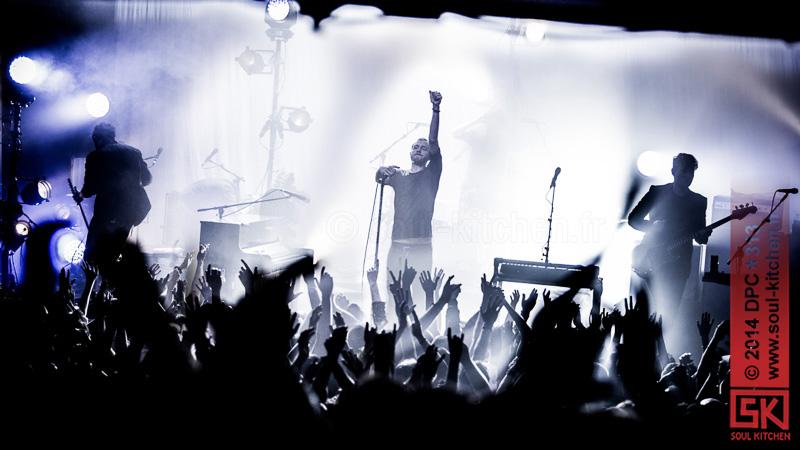 Photos concert : Editors @ la Cigale, Paris   17.03.2014