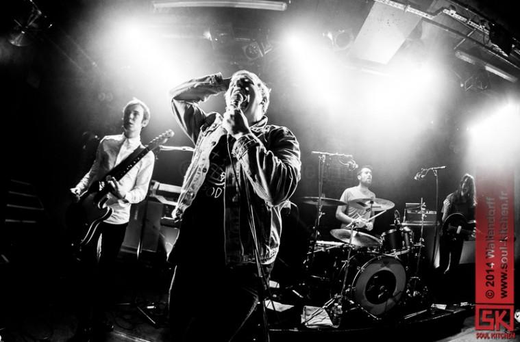 Photos concert : Von Pariahs @ la Maroquinerie, Paris   21.03.2014